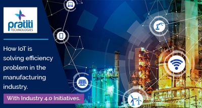 Internet of things and manufacturing efficiency