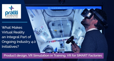 What Makes Virtual Reality an Integral Part of Ongoing Industry 4.0 Initiatives