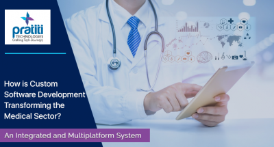 How Custom Software Development is Transforming The Healthcare Sector